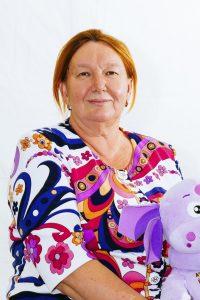 Зубахина Маргарита Алексеевна - Заместитель директора